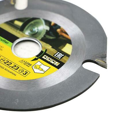 Universal Cutting Carving Disc 125mm 3T Circular Saw Blade Angle Grinder Disc