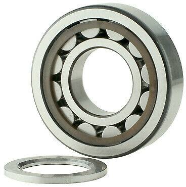 KOYO NUP2304ET Cylindrical Roller Bearing Polyamide Cage 20mm x 52mm x 21mm