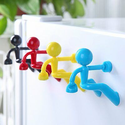 Small Humanoid Magnetic Key Hanging Wall Mount Hook Key Holder Hanging Hooks GP