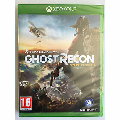 Tom Clancys Ghost Recon Wildlands (Xbox One) New and Sealed