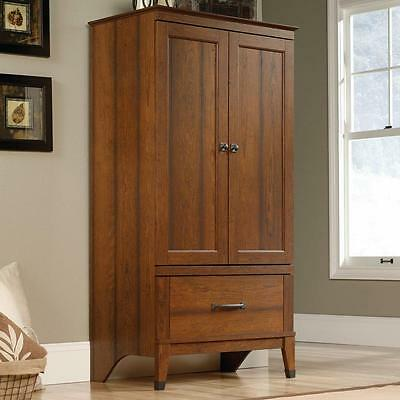 ARMOIRE WARDROBE BEDROOM Closet Storage Garment Organizer ...