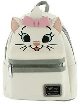 7e3bd5e879a NEW WITH TAGS! Loungefly Disney The Aristocats Marie Faux Leather Backpack!