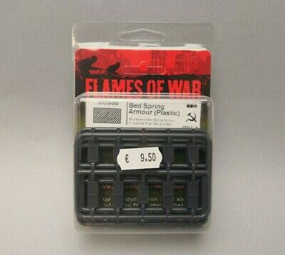 Soviet Bed Spring Armour (plastic) WW2 15mm Flames of War FOW SU960
