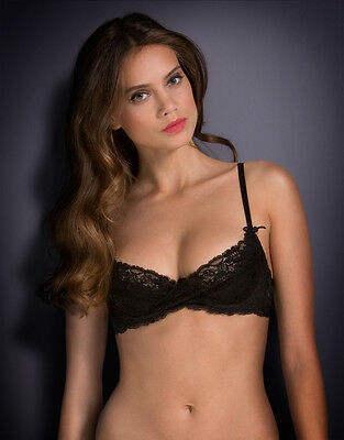 Agent Provocateur MATILDA Lace Bra in Black//Nude Ret:$220 New w//Tags