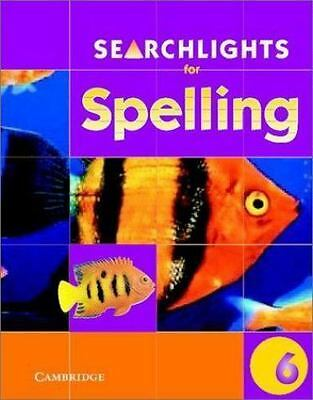 Searchlights for Spelling Year 6 Pupil's Book, Corbett, Pie, Buckton, Chris, New
