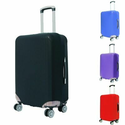 Suitcase Covers Elastic Travel Luggage Trolley Bag Trunk Dust Protective Case
