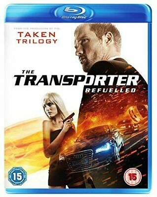 The Transporter Refuelled Blu-ray (2015) NEW