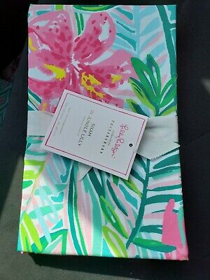 585629f063b351 Lilly Pulitzer Jungle Lilly For Pottery Barn EURO Sham Brand new with tags!