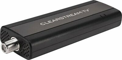 Antennas Direct - ClearStream TV Digital Tuner - Black - New Other!