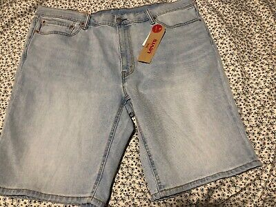 b497427f NEW MENS LEVI'S 541 Athletic Fit Jean Shorts. Size 40 (MEASURE 42 ...