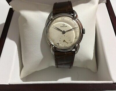 Vintage OMEGA Art Deco 40's Swiss Made Watch