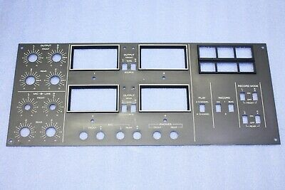 Front  panel For Teac A3340S