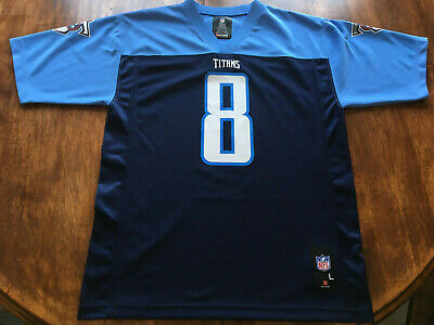 promo code b4140 6ea6e TENNESSEE TITANS #8 MARCUS MARIOTA Jersey NFL Players Youth L
