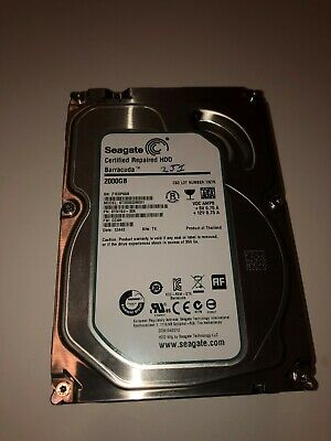 690 390 490 T1500,T1600 390N 690N 2TB Hard Drive for Dell Precision 380