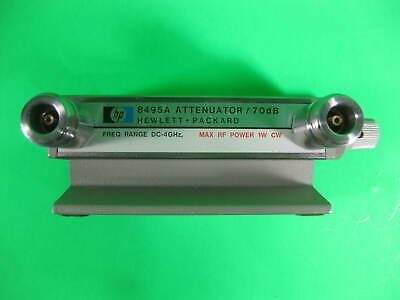 HP Attenuator 8495A/70 dB Used
