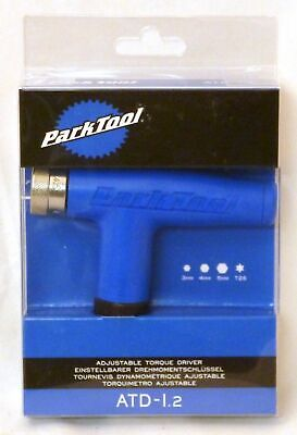 Park Tool ATD-1.2 Adjustable Torque Driver           MAKE US AN OFFER!