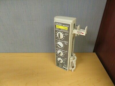 Baxter/Bard INFUS OR Infusion Pump w/Profolol Label and Pole Clamp (16448)