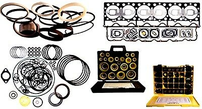 Aftermarket Single Cylinder Head Gasket Kit for Cat Caterpillar 3412C 1271525