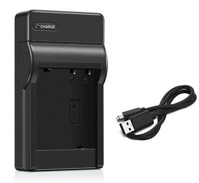 Battery Charger for Panasonic VW-VBG070,VW-VBG130,VW-VBG260, VW-VBG6, VW-VBG6PPK