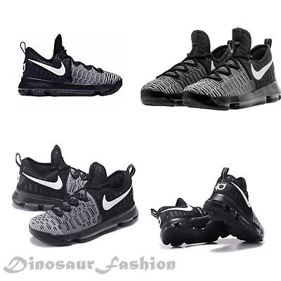 413720051af NIKE ZOOM KD9 GS 855908-450 Youth Basketball Shoes Sz 6Y -  54.99 ...