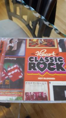 Time Life The Heart Of Classic Rock Hot Blooded - Brand New!!