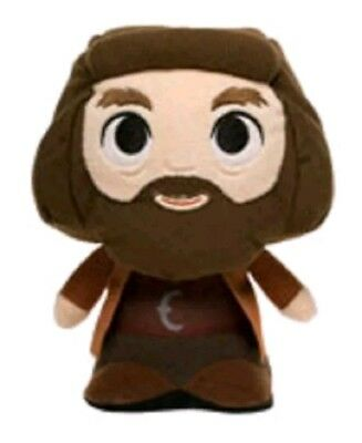 """Funko Pop Super Cute Harry Potter Hagrid 8"""" Inch Collectible Plush NEW NWT Xmas"""