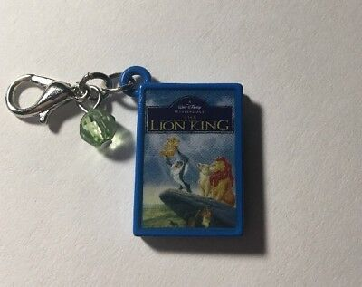 Disney Parks Charmed In The Park - The Lion King Book Charm