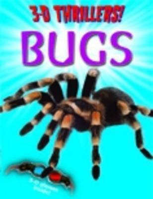 """""""VERY GOOD"""" 3D Thrillers: Bugs (3D Thrillers), Paul Harrison, Book"""