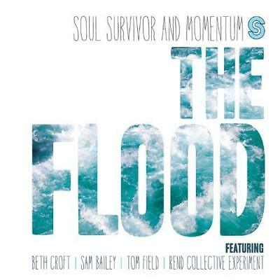SOUL SURVIVOR AND MOMENTUM The Flood 18-trk 2-CD NEW/UNPLAYED Rend Collective