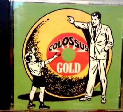 Colossus Gold Cd Various Artists 70'S Rock Pop R&B & Soul Shocking Blue Duprees