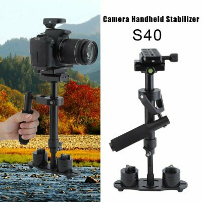 S40 Aluminum Handheld Gimbal Stabilizer Steadicam for Nikon Canon Camera DSLR IN