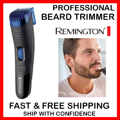 NEW Mens Beard Trimmer Cordless Rechargeable Professional Shaver Groomer Clipper
