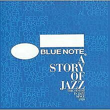 Blue Note-a Story of Jazz de Various | CD | état bon