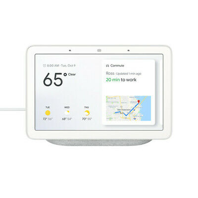 Google Home Hub - Controller di Casa Intelligente (Versione USA) - Carbone