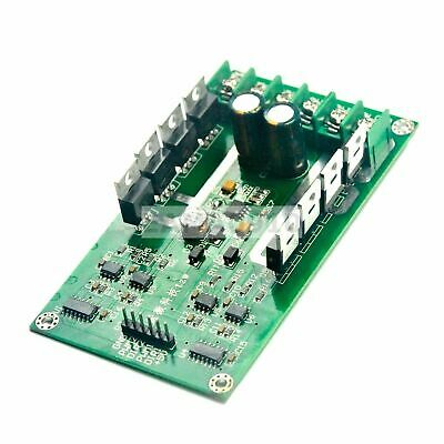 PWM DC Motor Driver 0~36V Rated 15A Peak 60A Dual Channel H-Bridge Strong Brakes