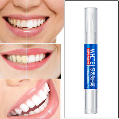 Teeth Whitening Gel Pen Oral Care Remove Stains Tooth Cleaning Tool Whitener