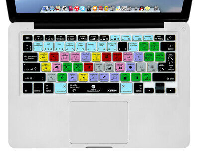 ADOBE ILLUSTRATOR AI Shortcuts Keyboard Skin Cover For
