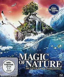 Magic of Nature (inkl. 3D Version) [Blu-ray] de keine Angabe | DVD | état neuf