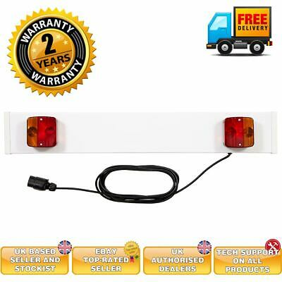 3Ft Trailer Board 3 Foot Trailor Lights Light Towing Caravan Horsebox 4M Cable