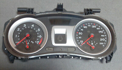 Compteur Renault Clio III 3 phase 1 2 1.5 dci diesel 8200582705 --H 142.000 km