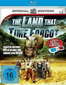 The Land that time forgot (3D-Special Edition) [Blu-ray... | DVD | état très bon