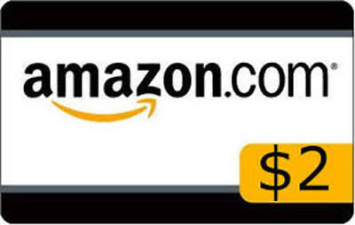 Half way to $2 Amazon Gift Card ONLY IF APP INSTALLED AND 1 WALK-IN DONE
