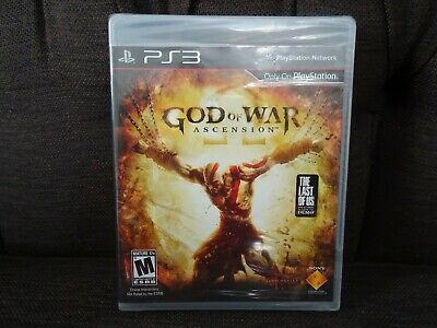 God of War: Ascension (Sony PlayStation 3, 2012) PS3 NEW!