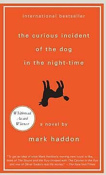 The Curious Incident of the Dog in the Night-Time: A Novel... | Livre | état bon