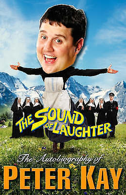 """""""AS NEW"""" Peter Kay, The Sound of Laughter, Book"""