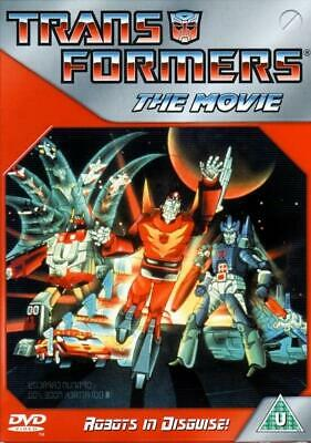 Transformers: The Movie (DVD / Animation 1986