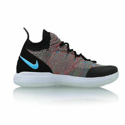 381280ae27071 NEW NIKE KD11 (GS) Size 6Y Youth Black White Oreo Basketball Shoes ...