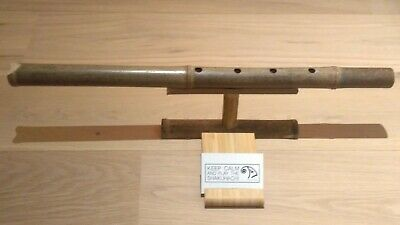 Bamboo Shakuhachi Flute in D (1.8)