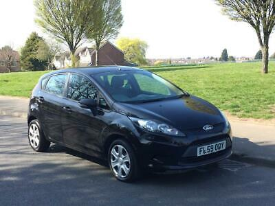 2009 (59) Ford Fiesta 1.4 Tdci Style+  5 Door + Bluetooth + Long Mot +