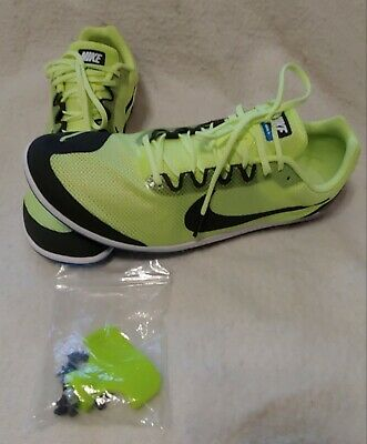 online retailer ce210 0eedc Nike Zoom Rival D 10 Track Distance Cleats Shoes 907566-703 Men s Size 10.5  NEW